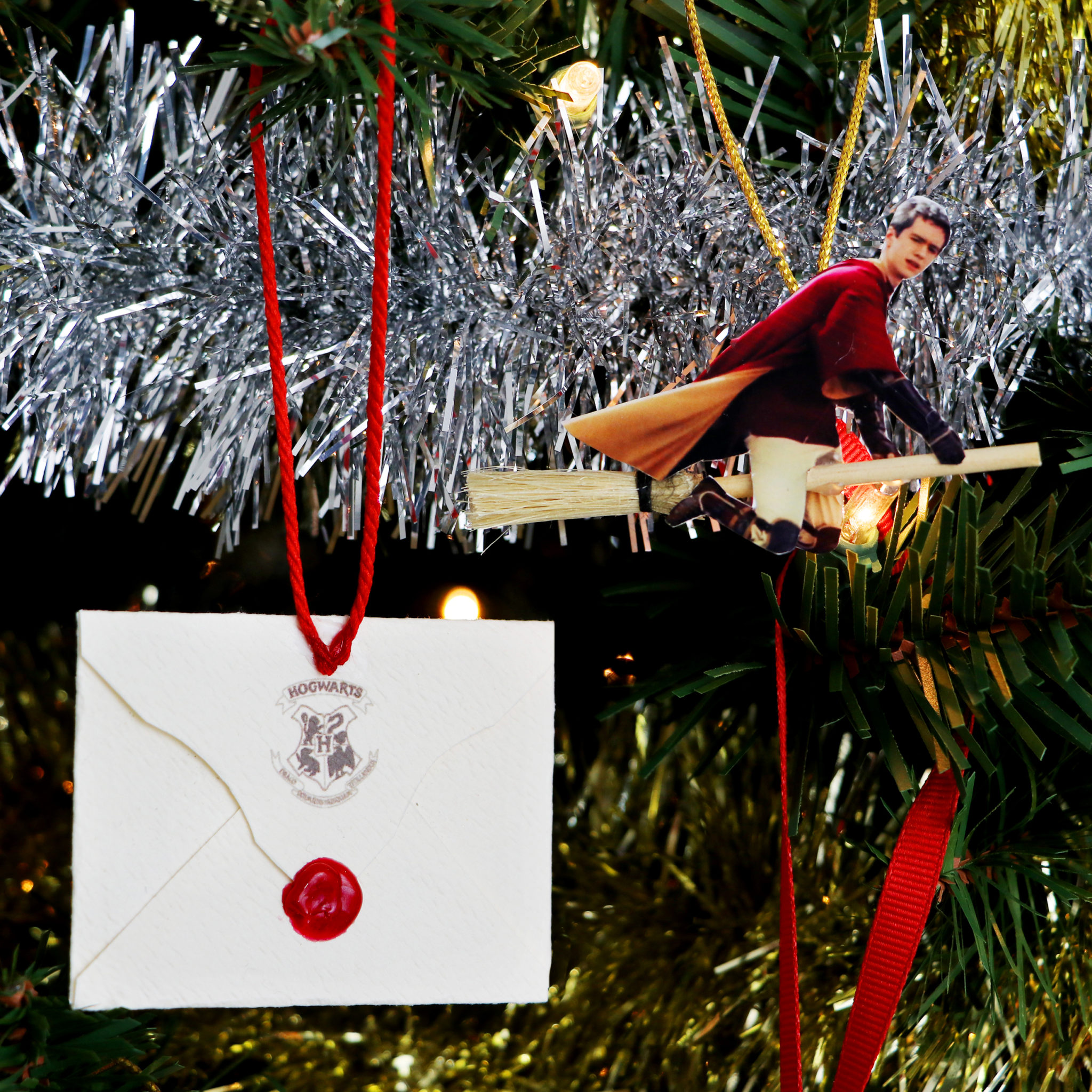 diy harry potter christmas ornaments project for awesome