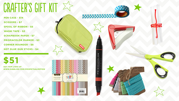 Gift Kit Ideas for Crafters, Graphic Designers, and YouTubers ...