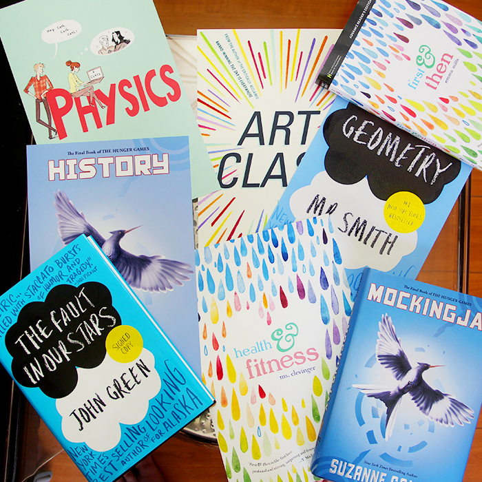 Book Cover Ideas Diy ~ Diy binder covers inspired by ya books back to school