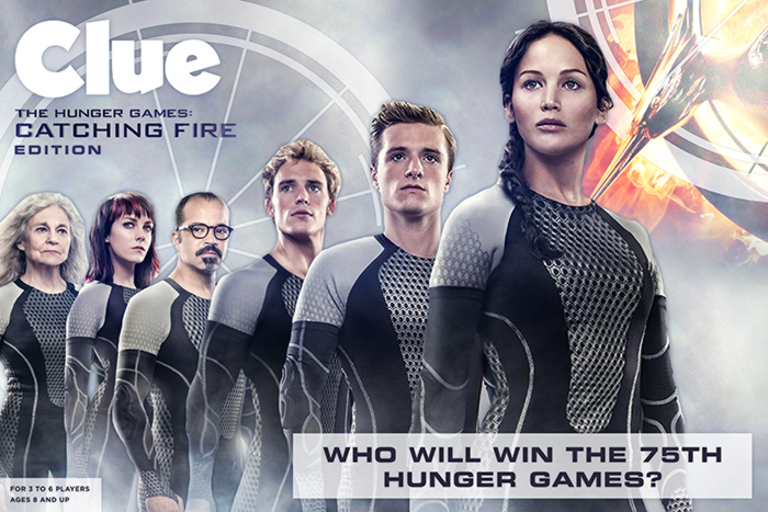 hunger games catching fire characters