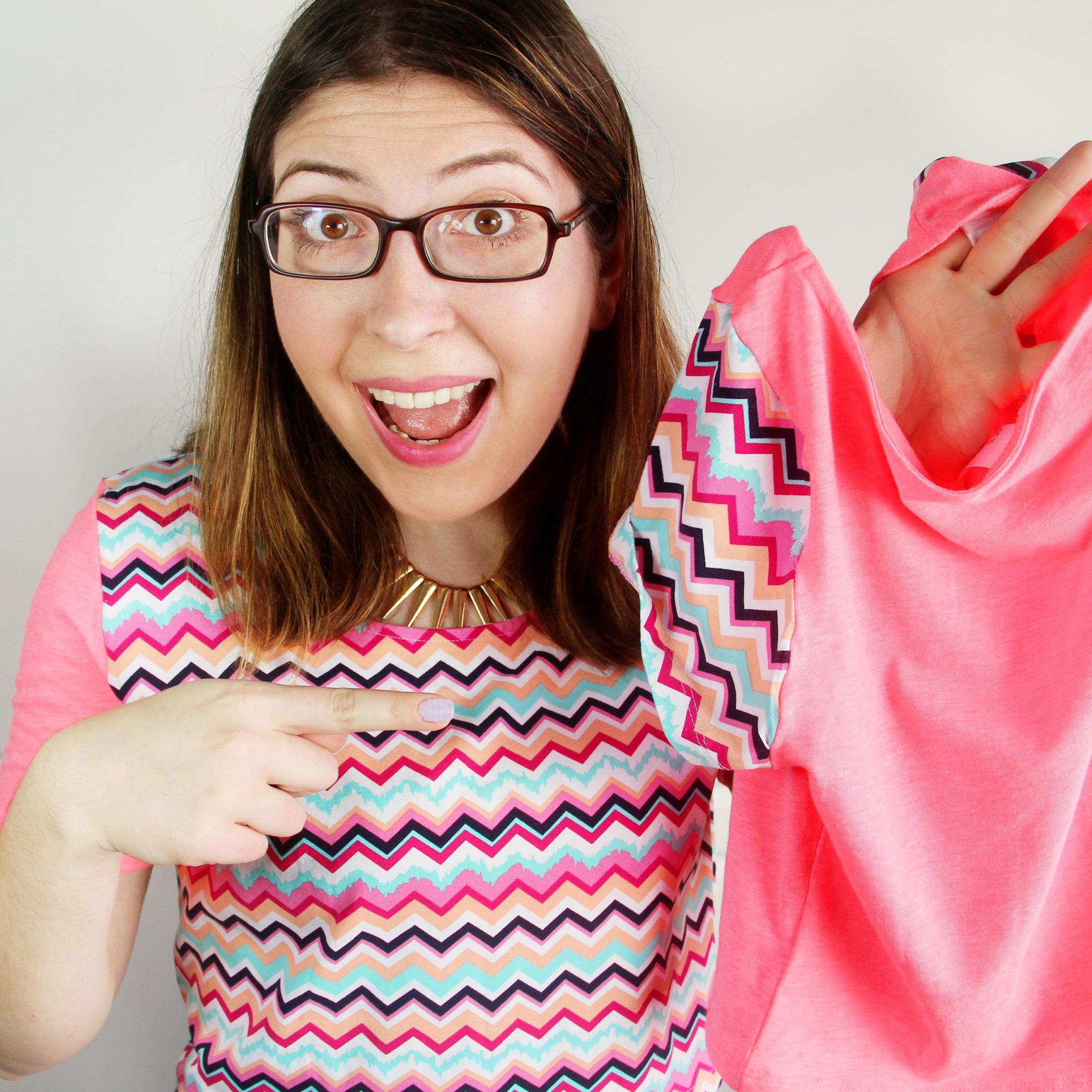 3 Diy Ways To Revamp Your Old Clothes Karen Kavett