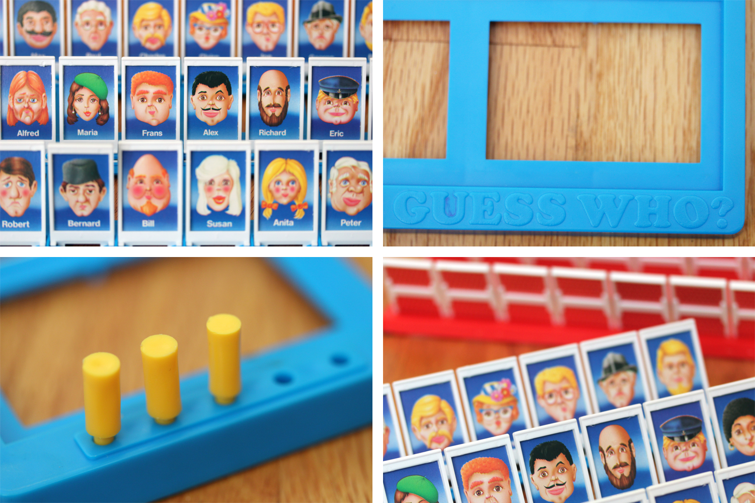 It is a graphic of Guess Who Character Sheets Printable intended for super mario